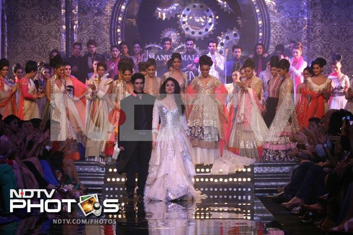 A starry affair at LFW Finale