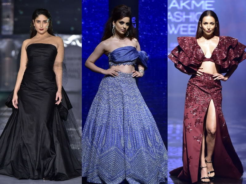 Lakme Fashion Week 2019 Finale: Runway Rockers Kareena, Kangana, Malaika, Soha