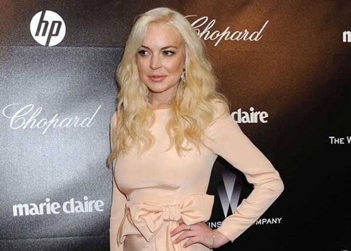 Lindsay Lohan: Girl gone wild