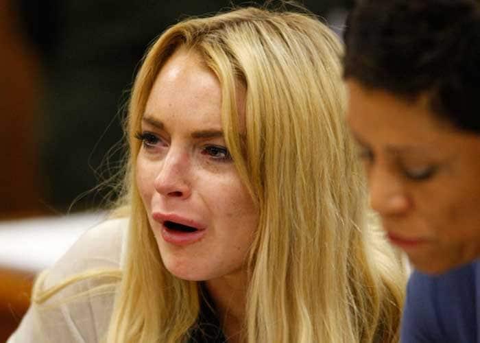 Actress Lindsay Lohan sent to jail | London Evening