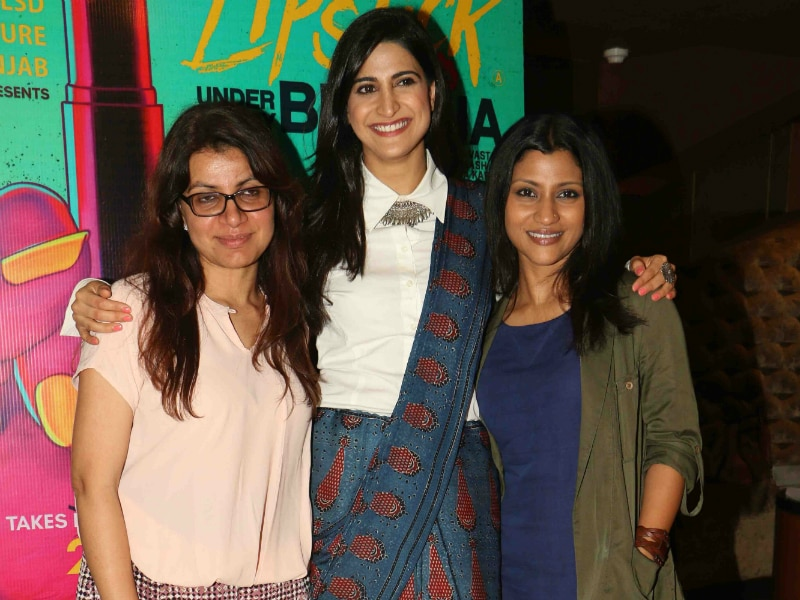 Say Cheese,  Lipstick Under My Burkha Is All Set To Roll