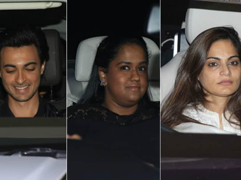 LoveYatri Calls For Aayush, Arpita's Fam-Jam With Khandaan