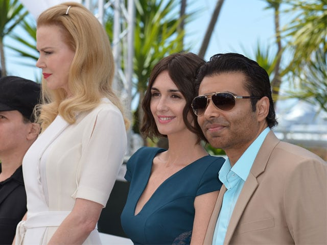 Uday Chopra Gets to Have a Photo Taken With Nicole Kidman at Cannes