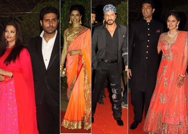 Photo : Inside Ahana Deol's A-list Bollywood wedding
