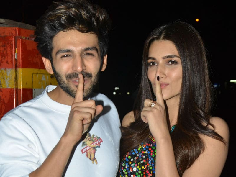 Luka Chuppi With Kriti Sanon And Kartik Aaryan