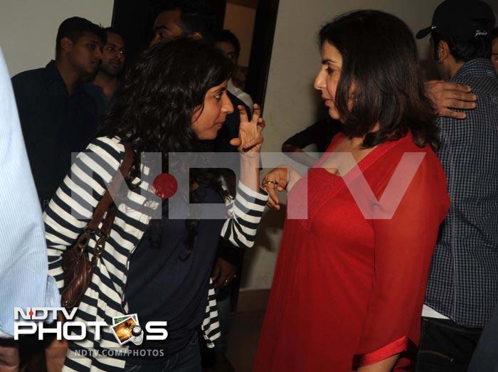 Ranbir, Alia enjoy some Chicken Khurana