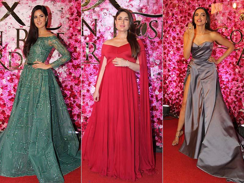 Katrina, Kareena And Deepika Set The Bar High On This Red Carpet