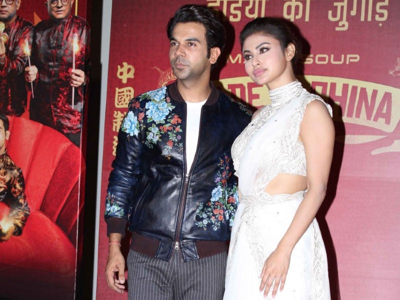 Rajkummar Rao And Mouni Roy Get Busy With Made In China