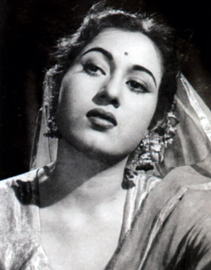 Madhubala, The Actress Who Ruled the Bollywood Mahal