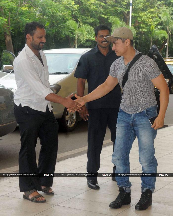 Dilli chalo Aamir Khan