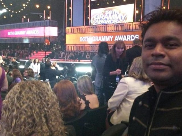 A R Rahman, India's global face at the Grammys