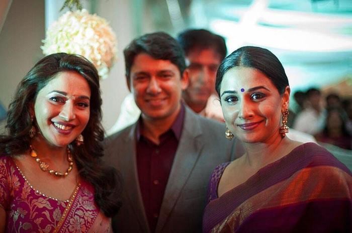 Beautiful forever: Madhuri, Vidya