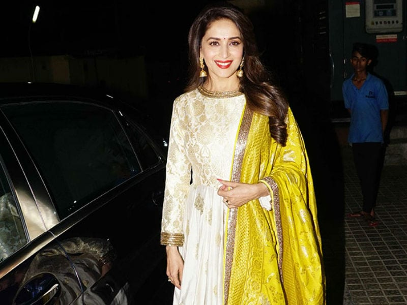 Madhuri Dixit Hosts A Special Screening Of 15 August