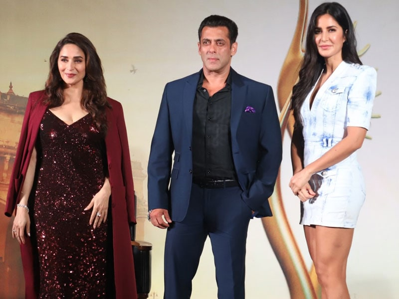 How Madhuri Dixit, Salman Khan And Katrina Kaif Brightened Up Mumbai