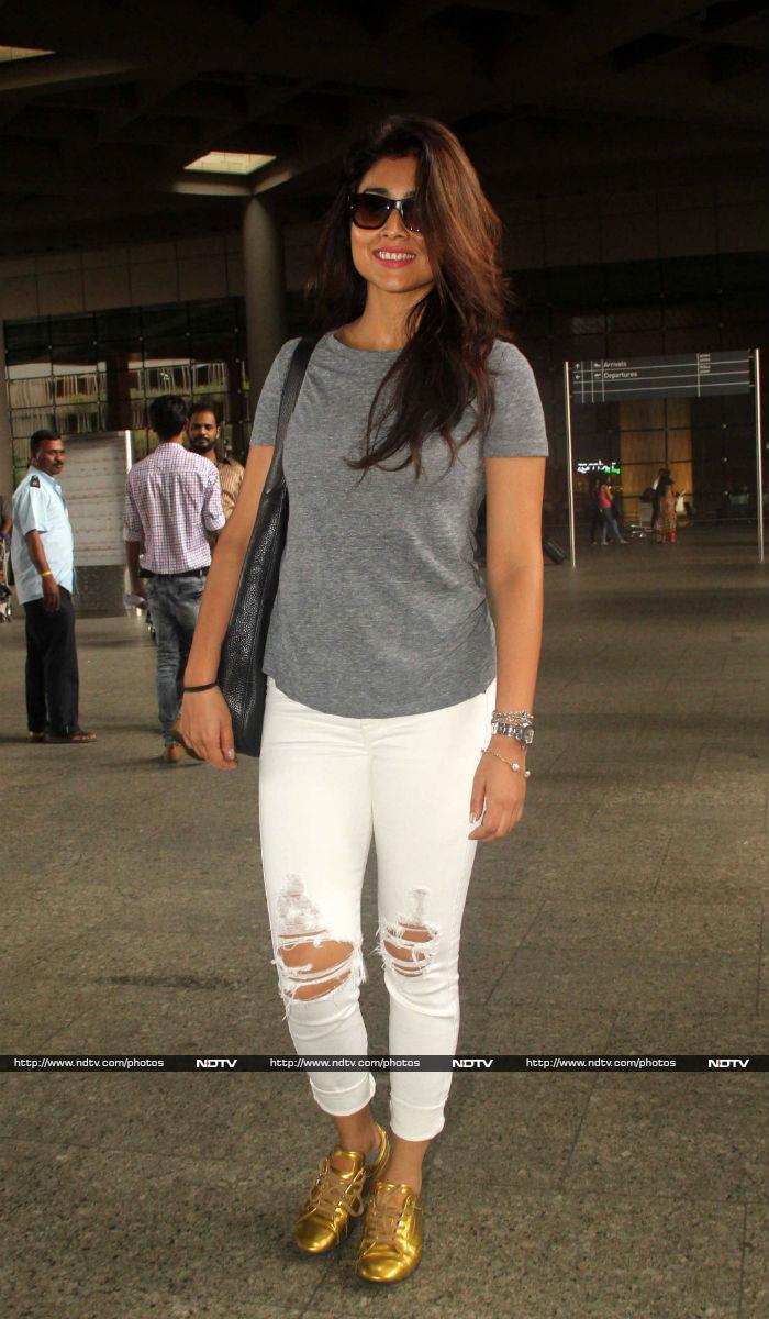 Hey Mahira Khan, It\'s Good to See You in Mumbai