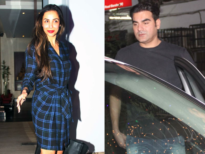 On Karva Chauth, This Is What Malaika And Arbaaz Were Up To
