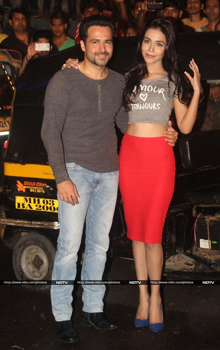 An Evening With Mr and Miss Natwarlal