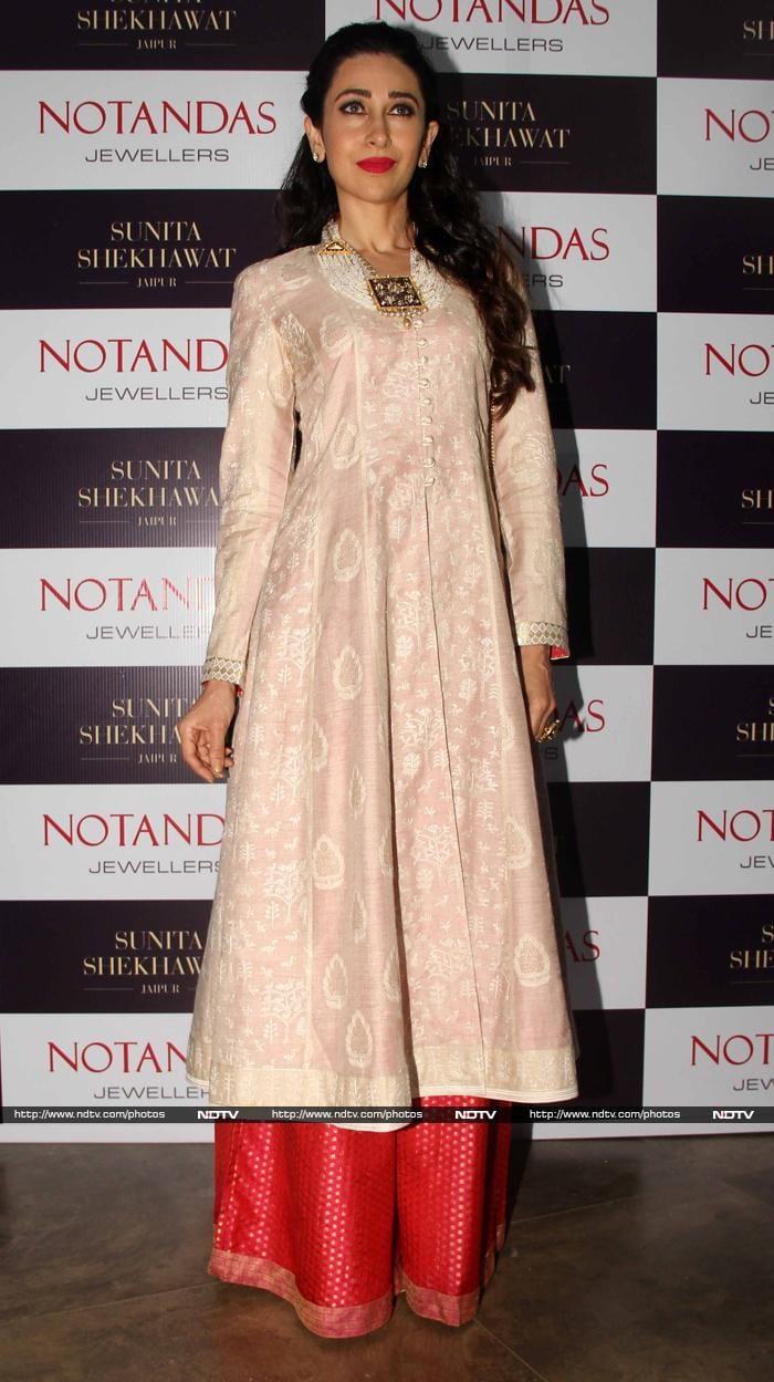 Katrina Kaif\'s Casual Style, Karisma Kapoor Rocks a Traditional Look