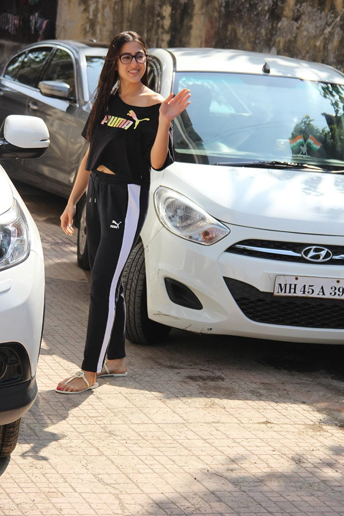 कुछ यूं मलाइका अरोड़ा और अमृता अरोड़ा मुंबई में की गईं स्पॉट