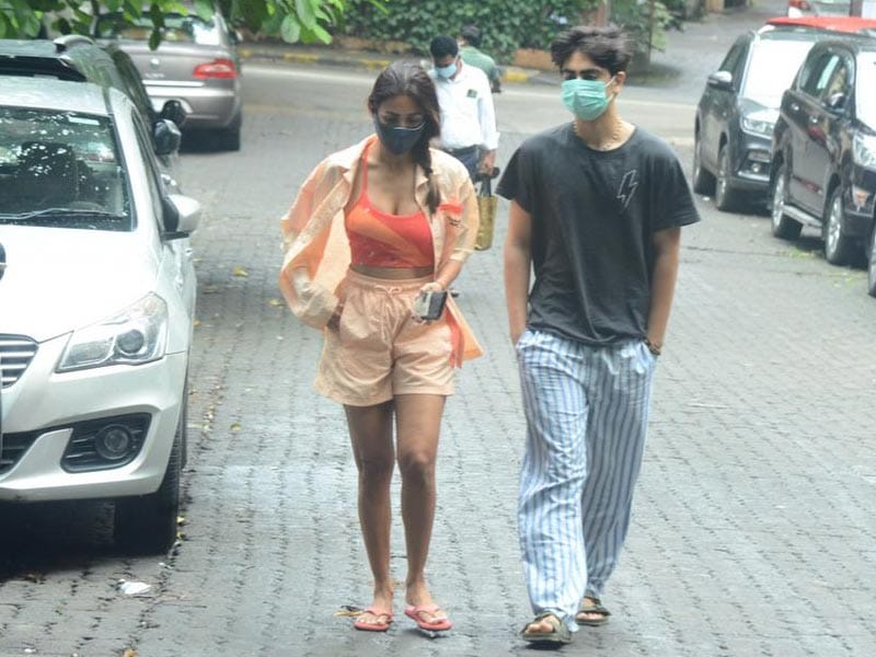 Photo : Malaika Arora's Day Out With Son Arhaan Khan