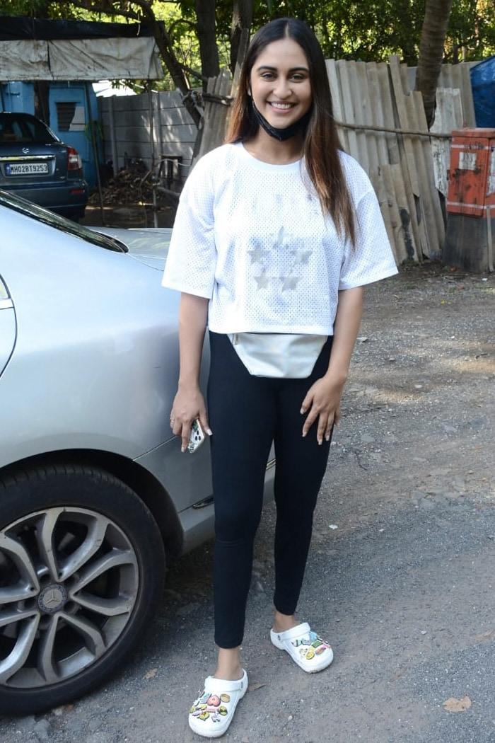 How Malaika Arora And Sonal Chauhan Spent Their Thursday
