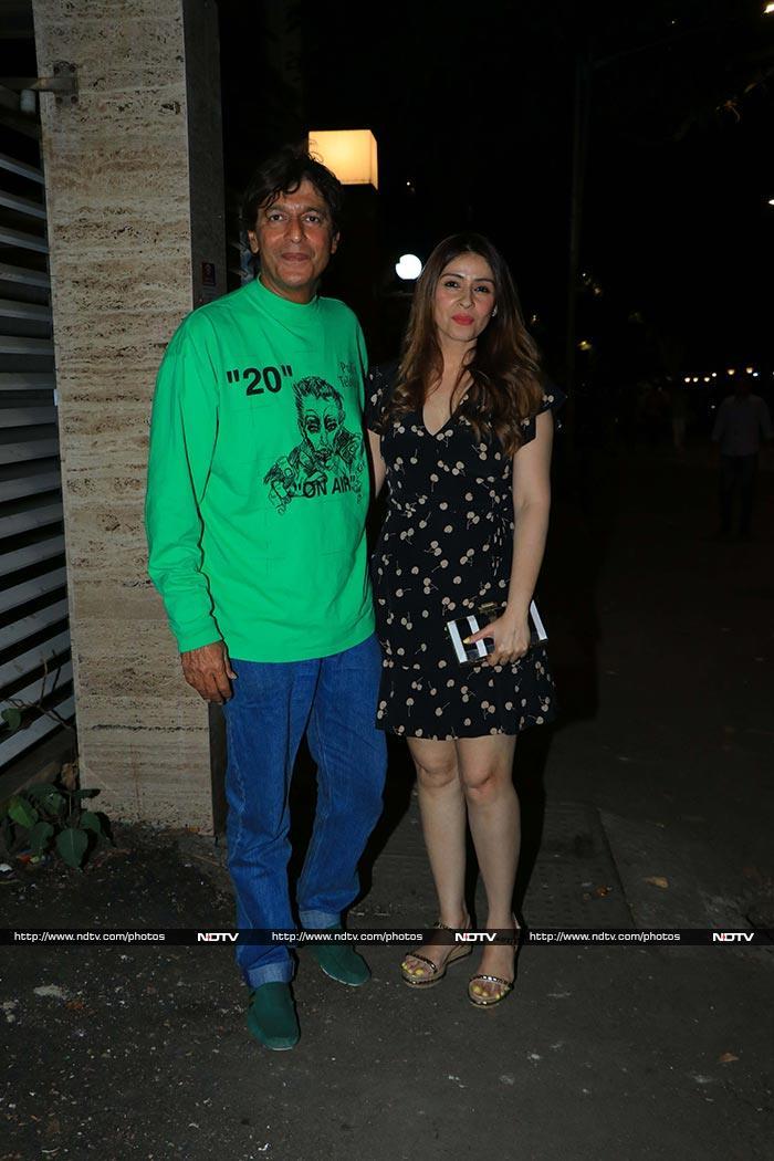 Malaika And Arjun Steal The Show At Friend\'s Birthday Bash