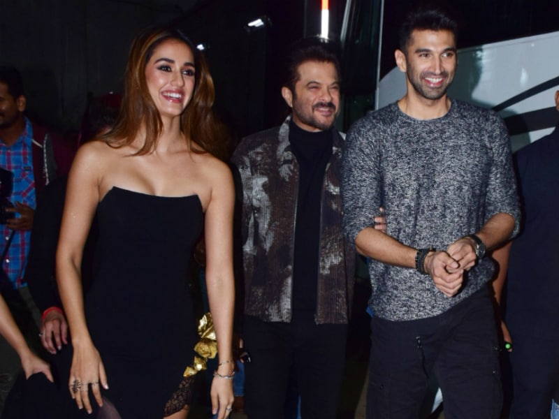 Malang Promotions Are Keeping Disha Patani, Anil Kapoor And Aditya Roy Kapur Busy