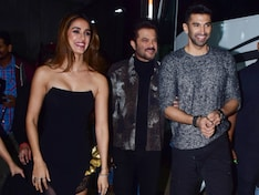 <i>Malang</i> Promotions Are Keeping Disha Patani, Anil Kapoor And Aditya Roy Kapur Busy