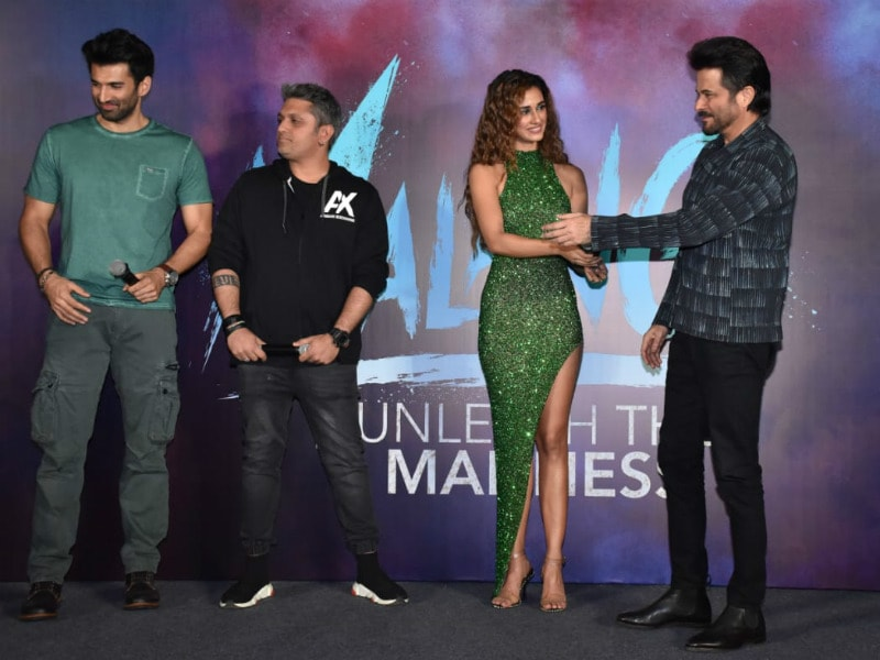Aditya, Disha, Anil Kapoor 'Unleash The Madness' At Malang Trailer Launch