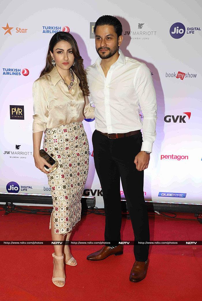 Aamir Khan, Kiran Rao Begin MAMI Fest With Couple Entry