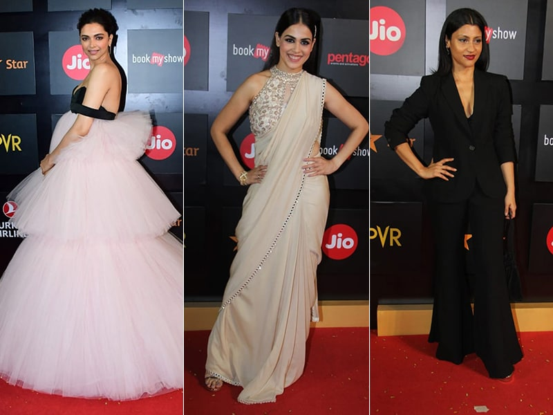 Deepika, Genelia And Konkana Add Stardust To MAMI Film Fest