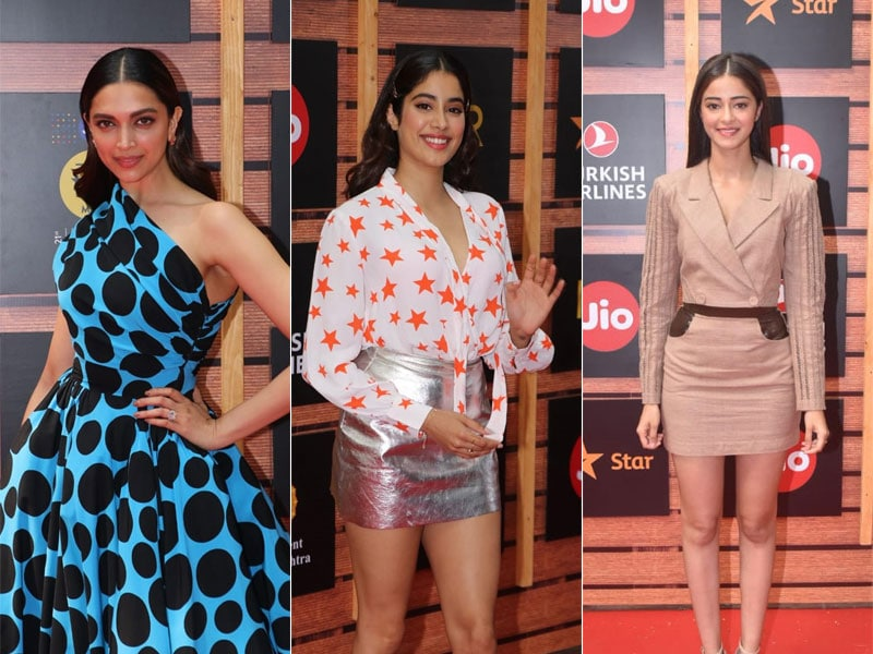 All Eyes On Deepika Padukone, Janhvi Kapoor And Ananya Panday At MAMI Film Fest