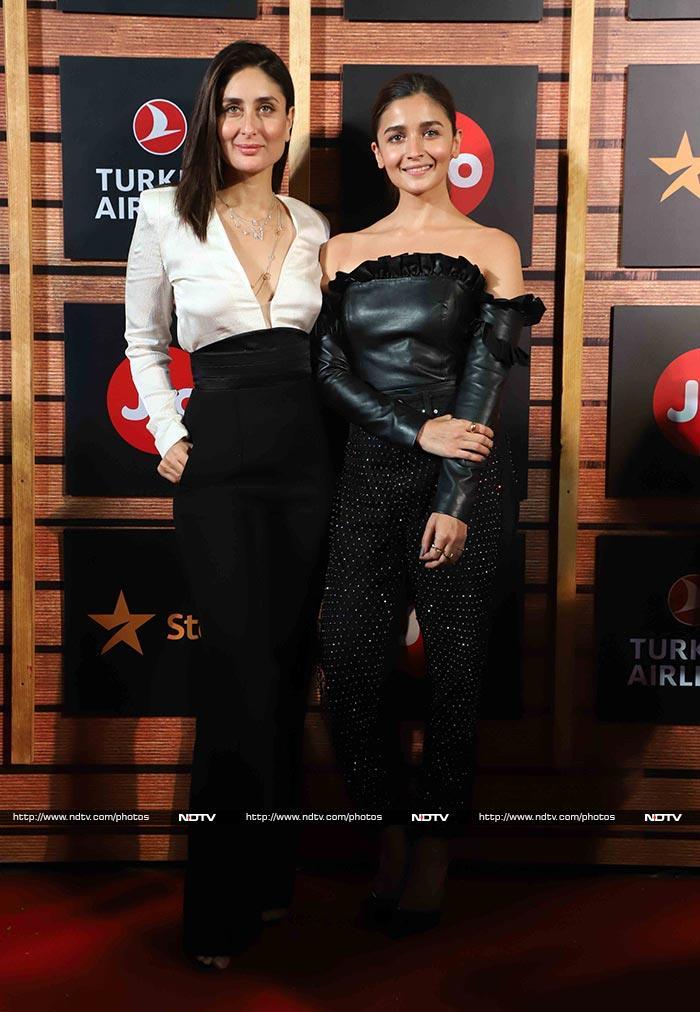 MAMI Film Festival: रेड कारपेट पर करीना, आलिया और दीपिका ने बरपाया कहर