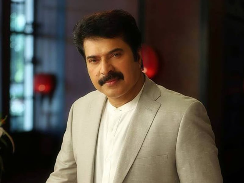 Southern Comfort: Mammootty is 64