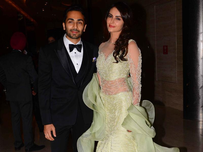 Inside Mandana Karimi And Gaurav Gupta's Wedding Reception
