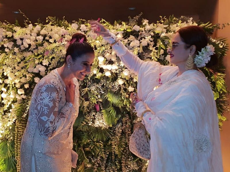 Manisha Koirala's Dreamy Birthday Bash Is All Things Nice