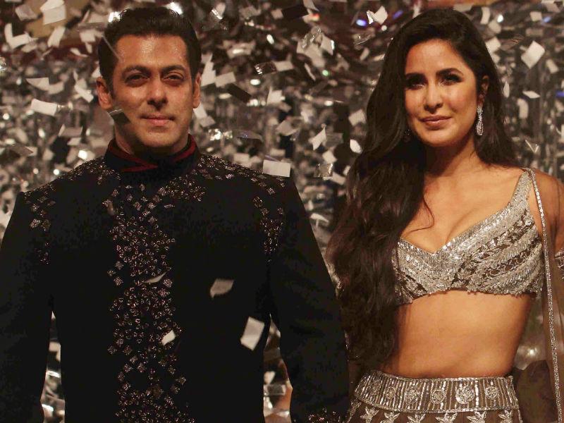 Swag Se Kariye Katrina Kaif And Salman Khan Ka Swaagat