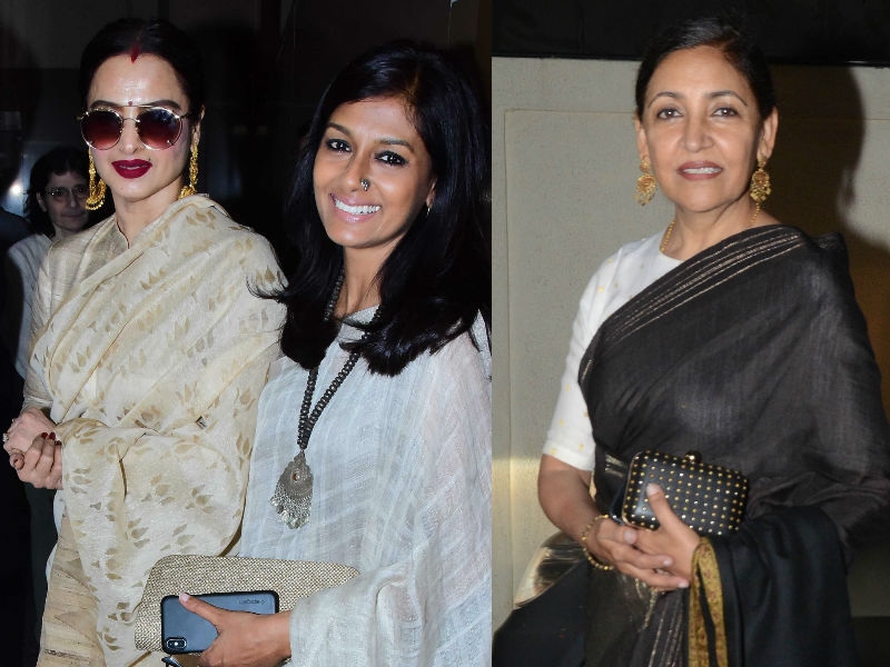 A Night Dedicated To Manto, Courtesy Nandita Das, Rekha And Deepti Naval