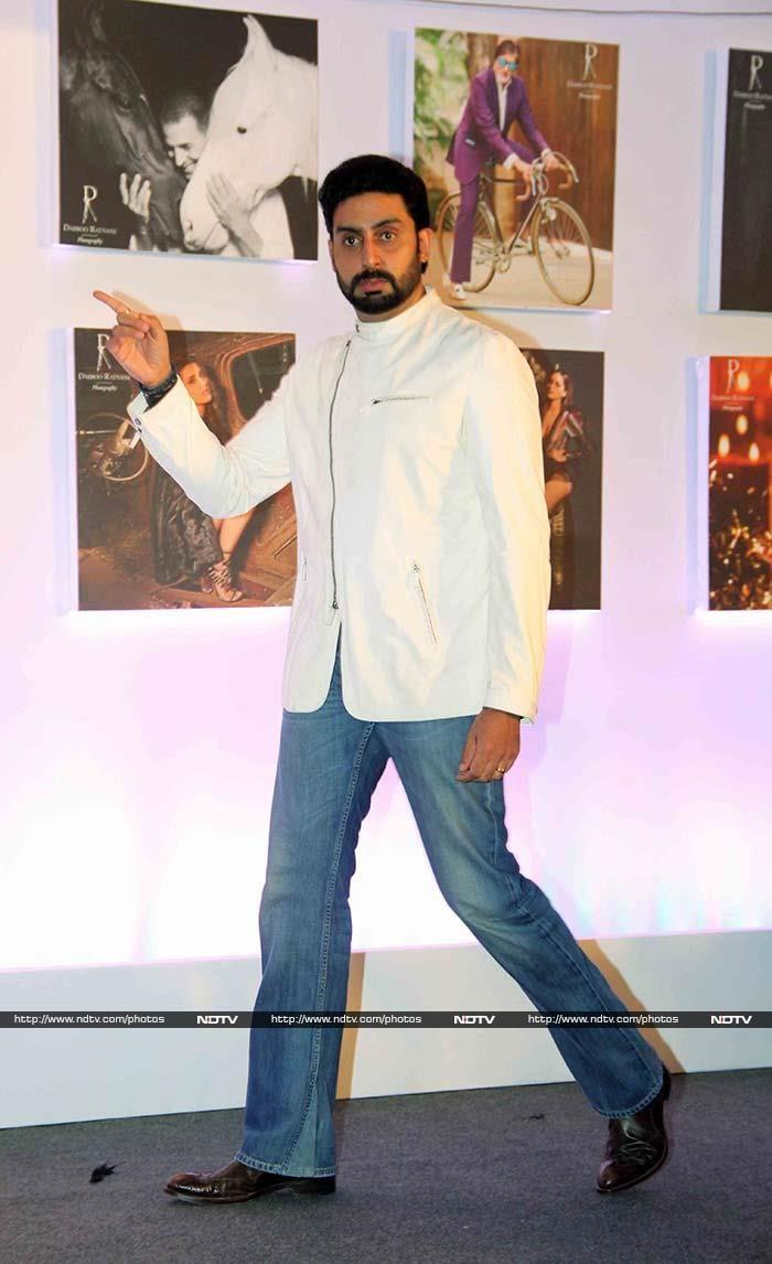 All Things Nice From Dabboo Ratnani\'s Calendar Launch With Manushi Chhillar, Abhishek
