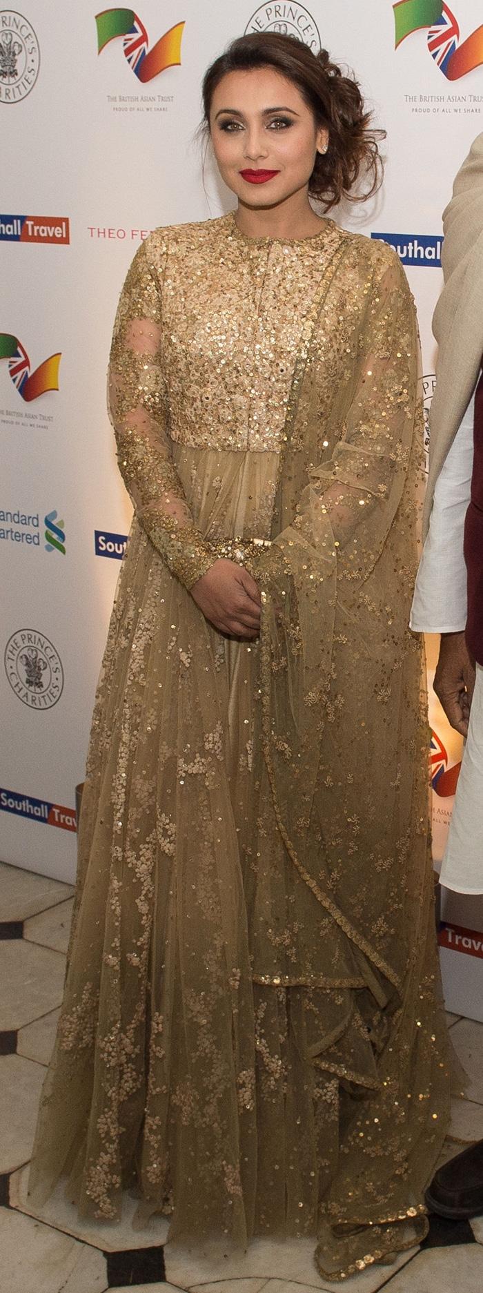 When Rani Mukerji Met Prince Charles