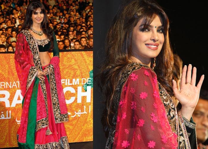 Priyanka, Ileana take Barfi! to Marrakech