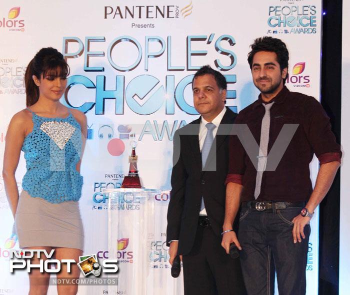 Priyanka: Super cool, super trendy