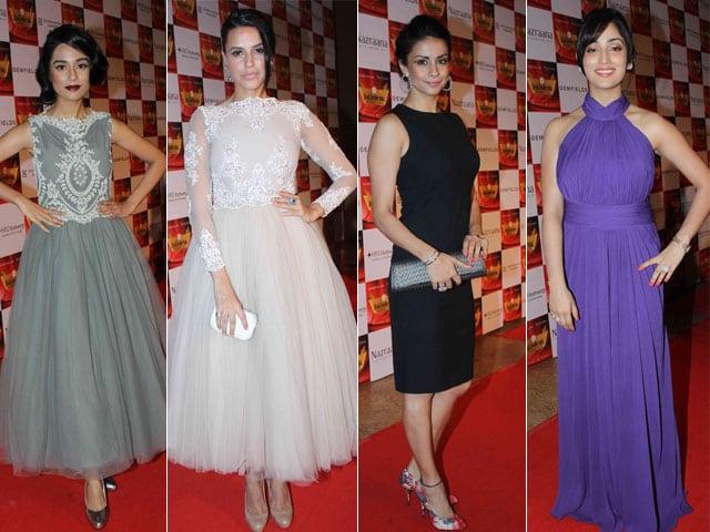Photo : Beauties At Their Best: Amrita, Neha, Gul, Yami