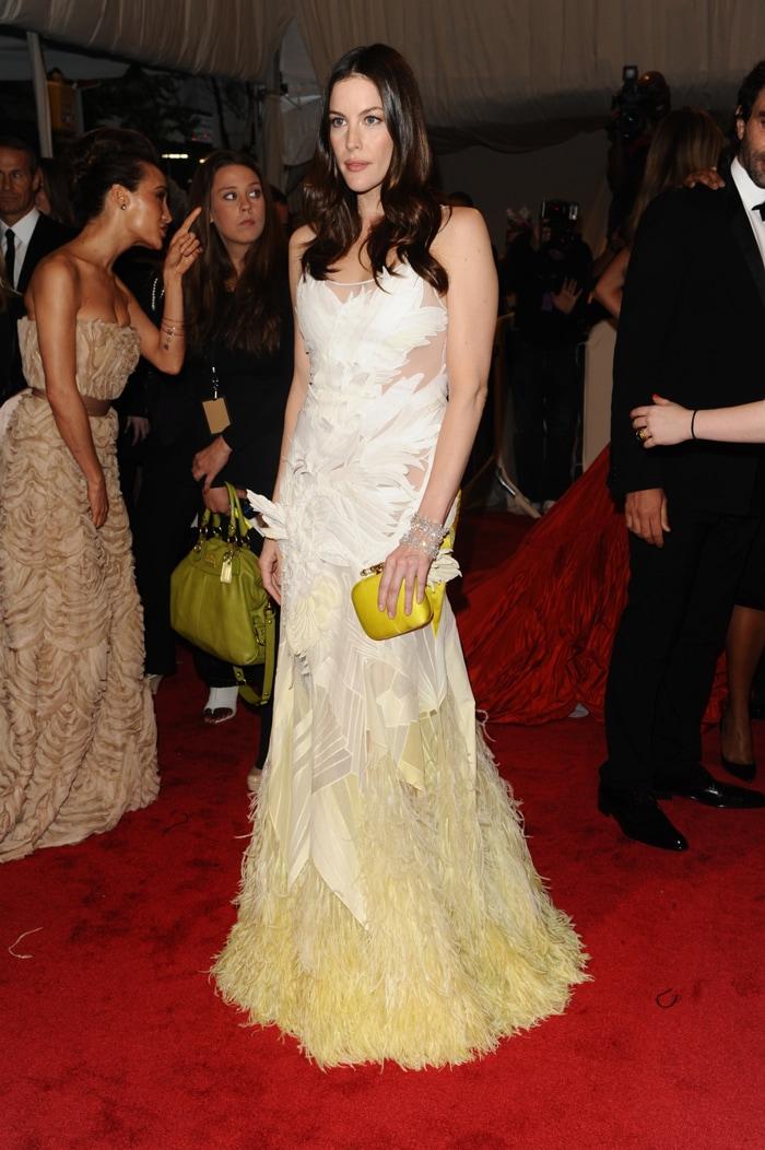 Freida, Demi at Met Gala