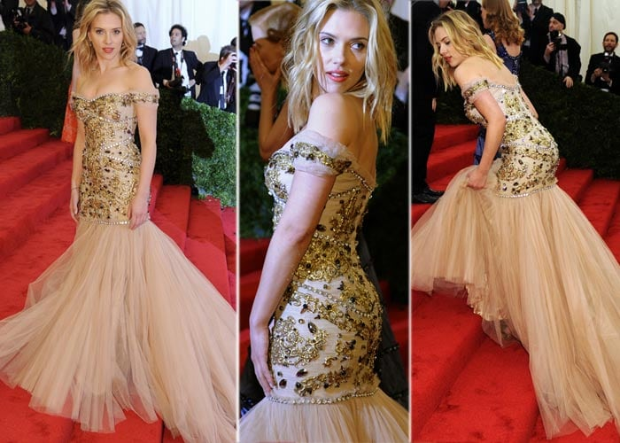 Beyonce, Rihanna and other glam girls at Met Gala