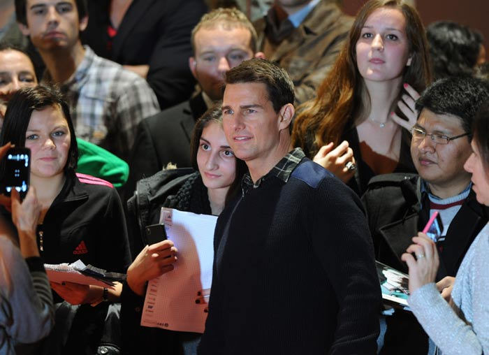 The grand Mission premiere in London