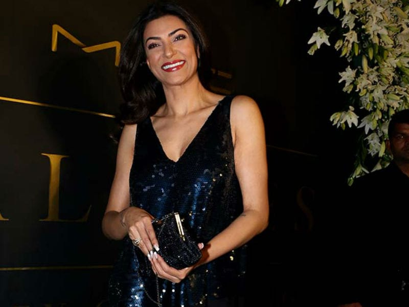 All That Glitters Is Sushmita Sen