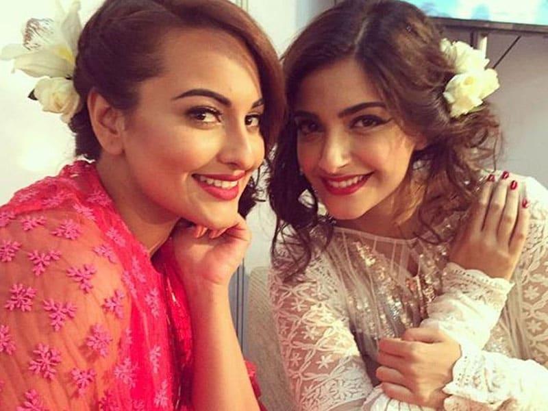 Fashion Friends: Sonakshi, Sonam