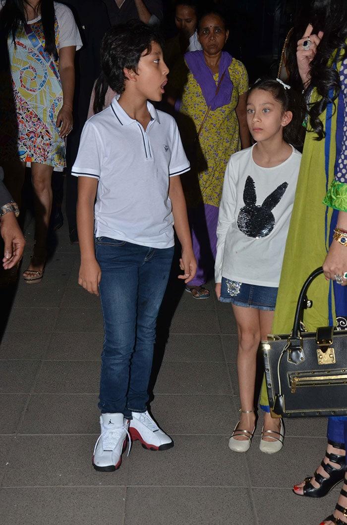 Mira Rajput And Misha\'s Well-Spent Weekend