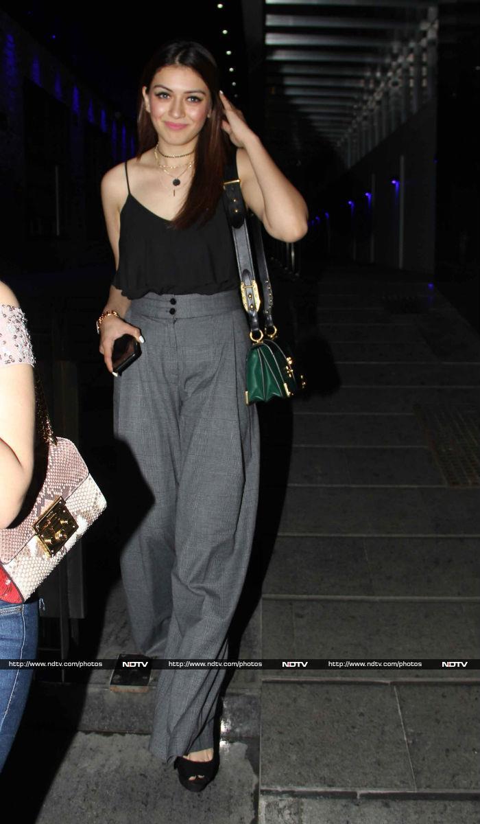 Mira Rajput, Soha Ali Khan\'s Style-Up Mumbai